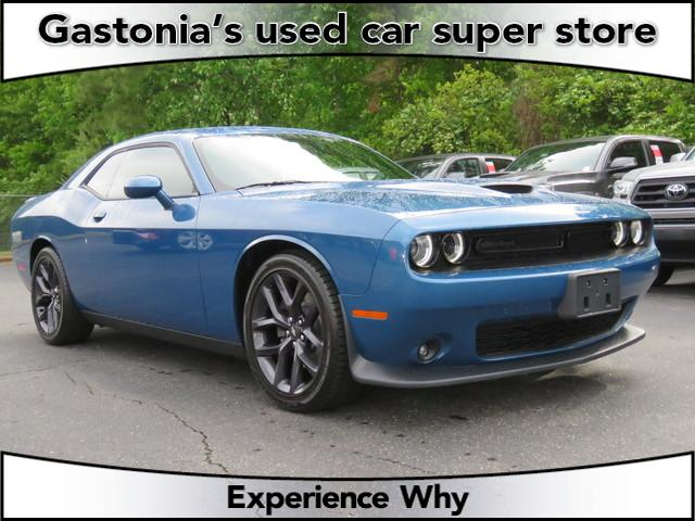 Pre-Owned 2020 Dodge Challenger GT