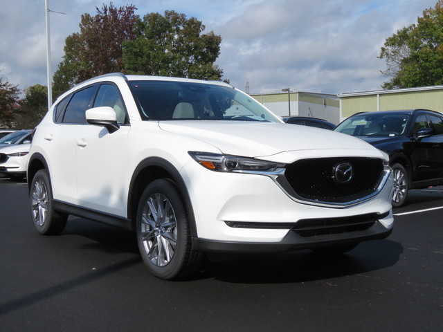 New 2019 Mazda CX-5 Grand Touring With Navigation