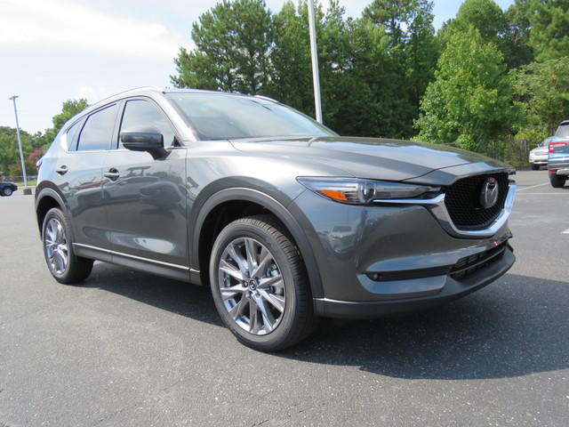 New 2019 Mazda CX-5 Grand Touring Reserve With Navigation