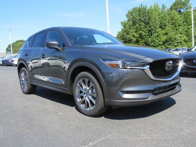 New 2019 Mazda CX-5 Signature Diesel With Navigation